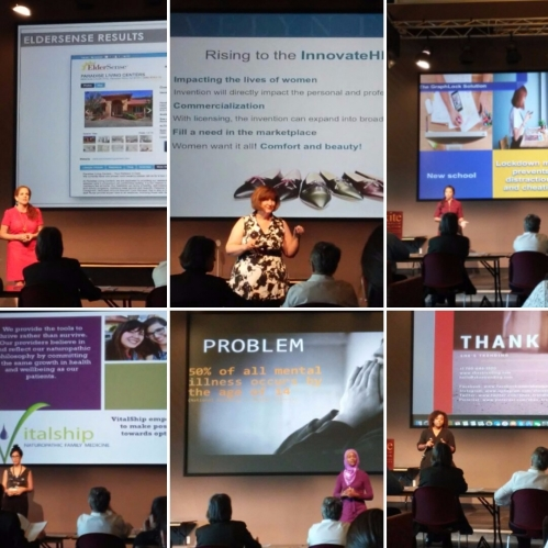 2017 Phoenix InnovateHER Grant and Pitch Showcase