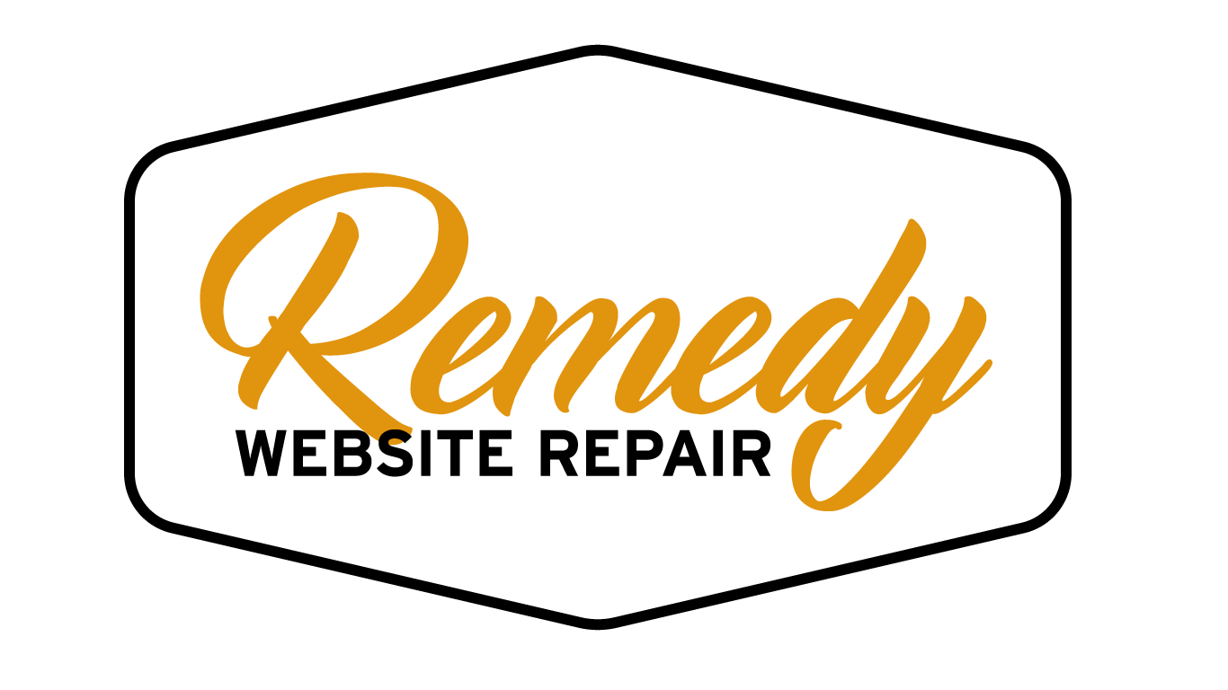 Logo for Remedy Website Repair